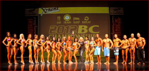 Team Fit Body BC Championships